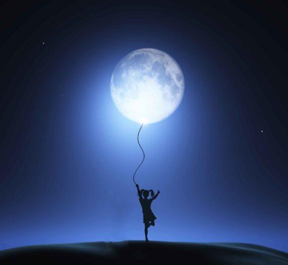 Polna luna in kaj prinaša današnji dan
